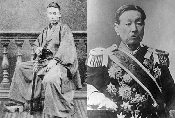 大蔵大輔・井上馨