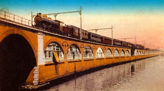 都心の鉄道史跡