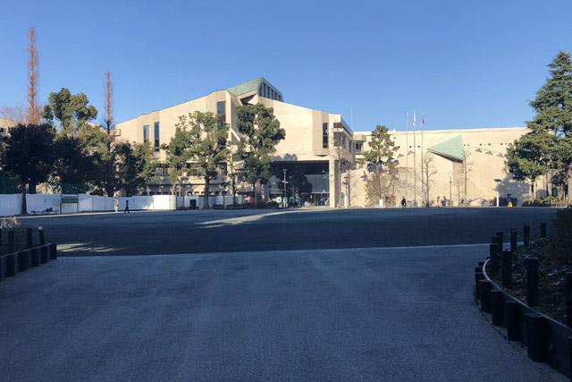 現・文京スポーツセンターグランド。