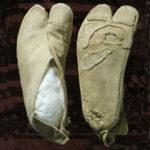 金栗の履いた足袋
