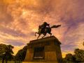 戦犯裁判にかけられた東京四大銅像