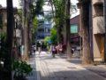 都会に残る鎌倉街道